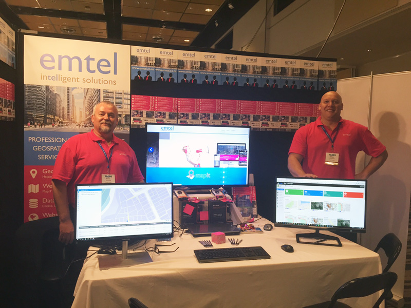 emtel at the ALGIM Annual Conference 2016