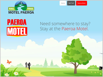 Rail Trail Motel Paeroa
