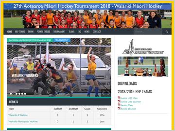National Maori Hockey Tournament 2018