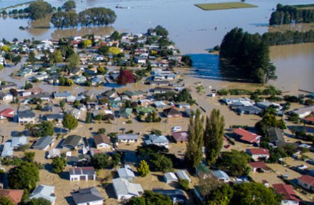Edgecumbe Flooding Event, Road to Recovery