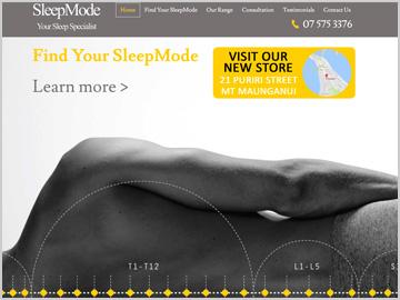 SleepMode Mt Maunganui