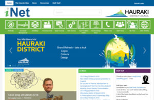 iNet 6 months at Hauraki District Council
