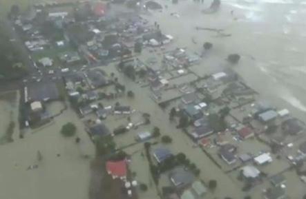 Kaiaua Flooding Event