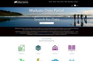 Waikato Data Portal Goes Live