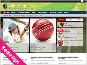 Western Cricket